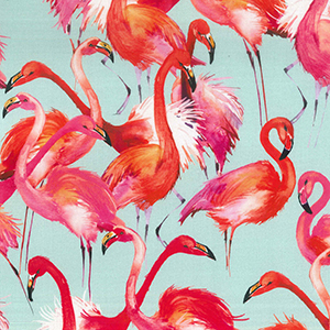flamingo heavyweight cotton