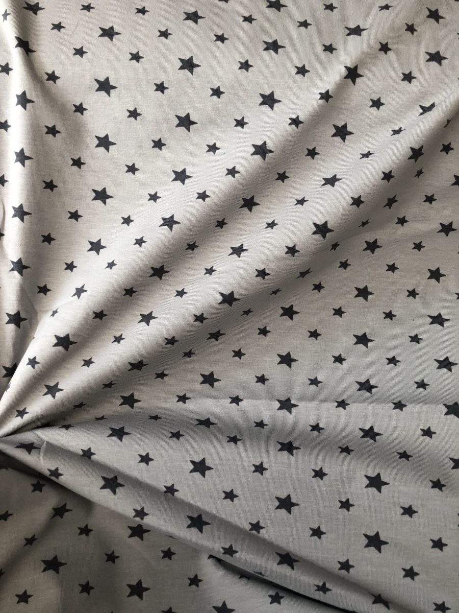 jersey with grey stars