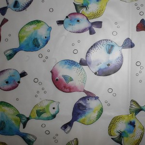 fish waterproof fabric