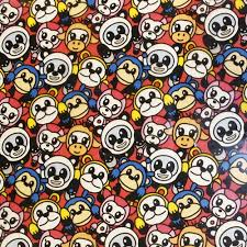 waterproof monkey fabric