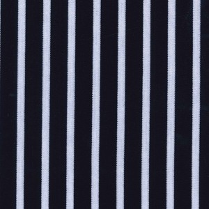 nautical navy and white stripes jersey