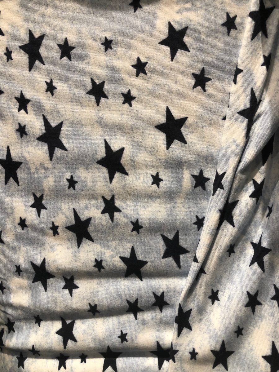 marbled stars jersey