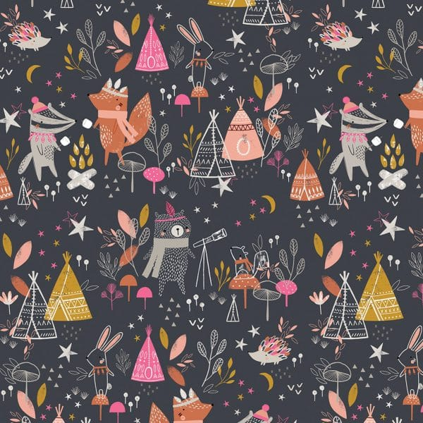 under the stars dahwood fabric