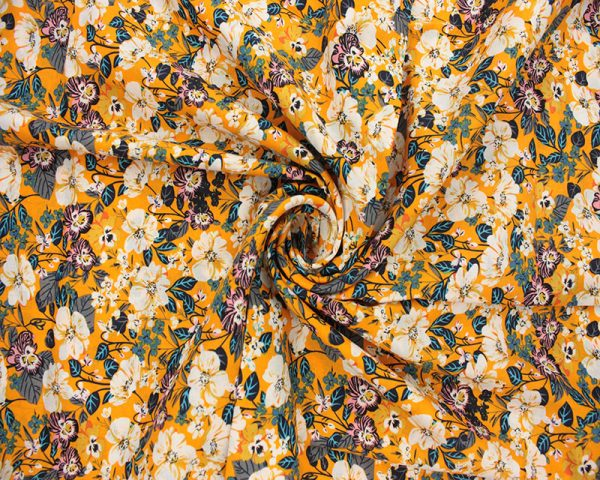 Lawn yellow floral